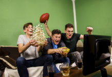 How to stock up and plan for a big game night