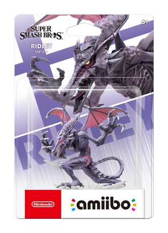 Super Smash Bros Ultimate - Ridley amiibo