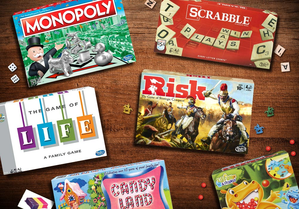 Great Canadian Board Games