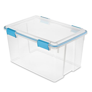 terilite-51-Liter-Clear-Gasket-Box