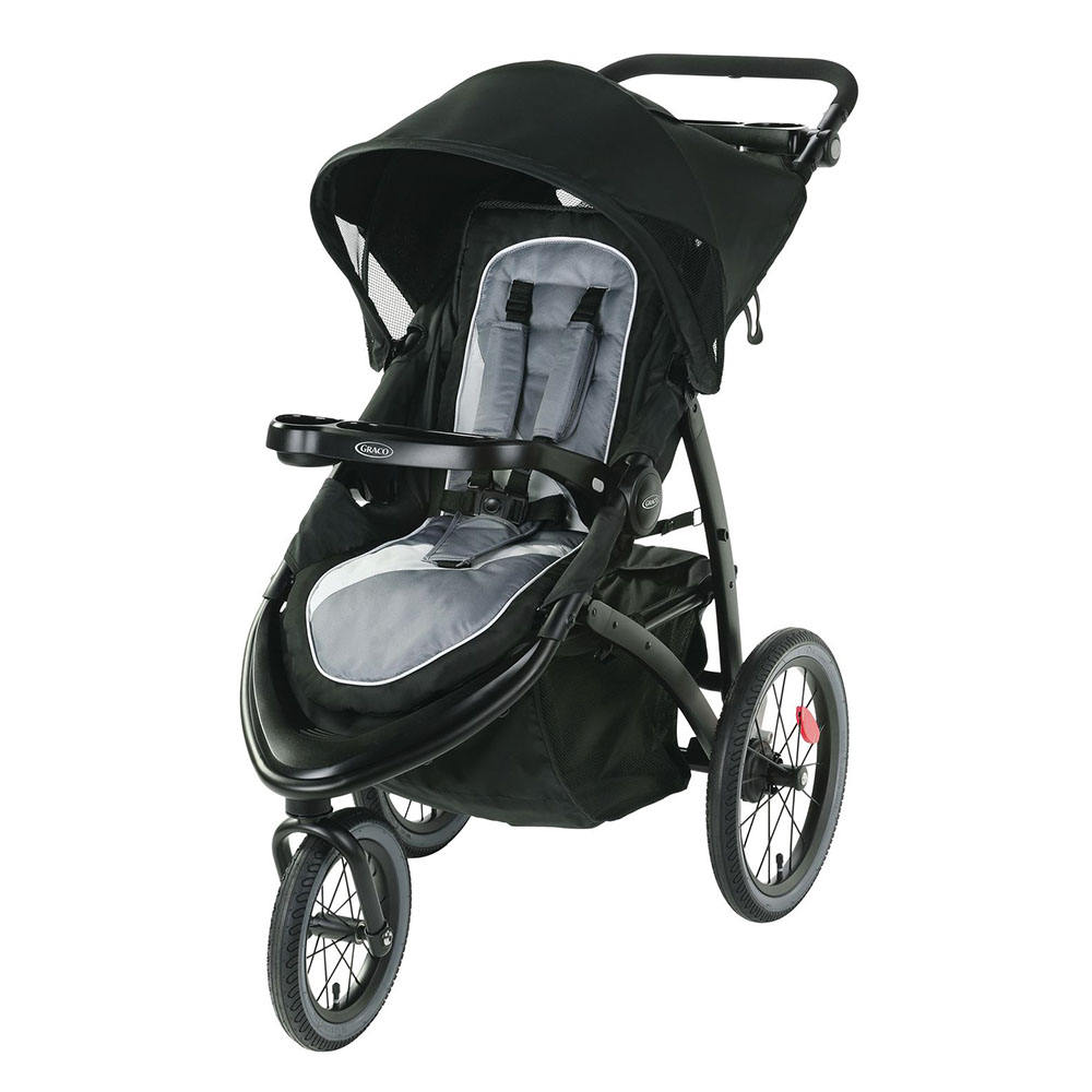 Best Jogging Stroller - Graco FastAction Jogger LX Stroller