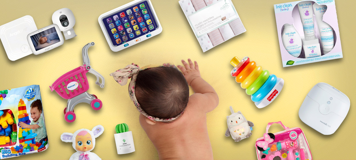 50 Best Gifts for Babies and Toddlers