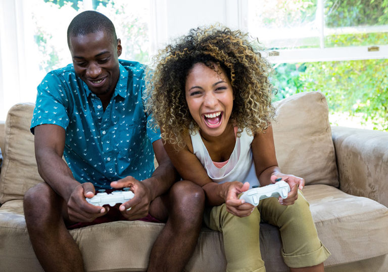 Video Games for Couples