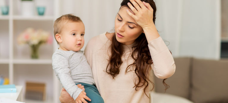 12 Simple Tips to Help You Cope with New Mom Stresses