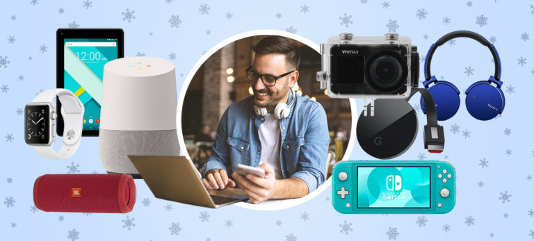 50 Best Tech and Electronic Gift Ideas