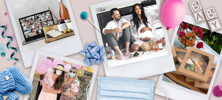 I Had a COVID-Era Baby Shower… and It Wasn't What I Expected