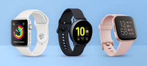 Three of the best smartwatches in Canada from Apple, Samsung and Fitbit