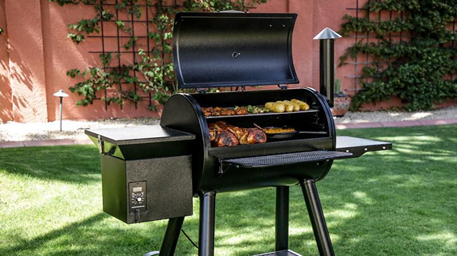 Pit Boss Frontier Series The Ironside Pellet Grill 10427