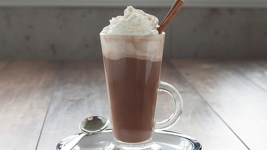 Spiced Hot Cocoa