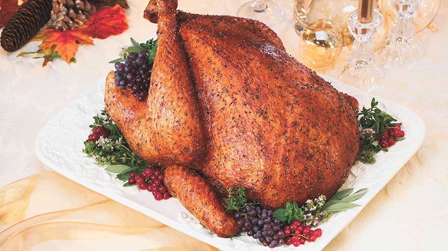 Classic Stuffed Turkey Recipe