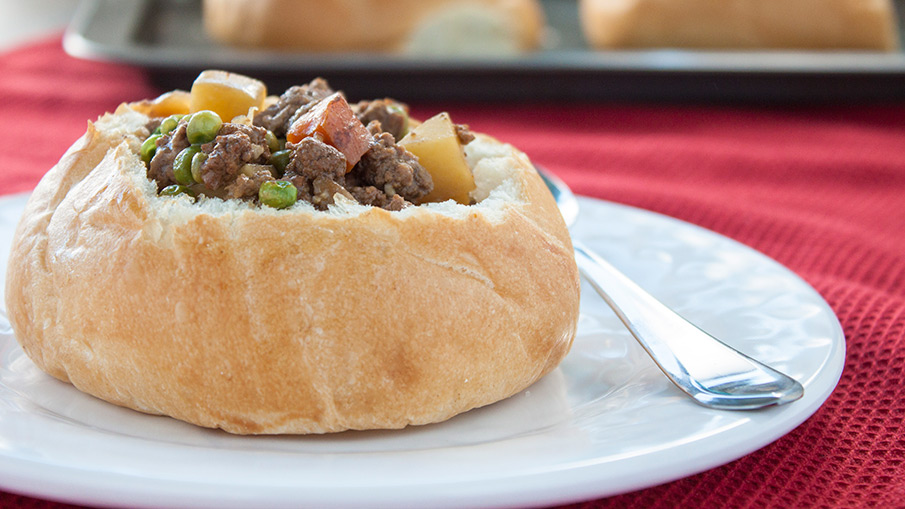 Yorkshire Hamburger Stew